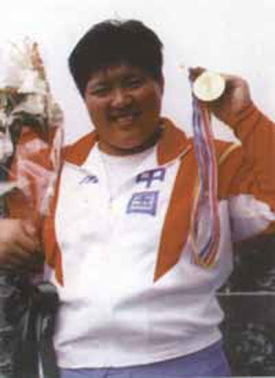 01 黄志红 1991年东京世锦赛 女子铅球