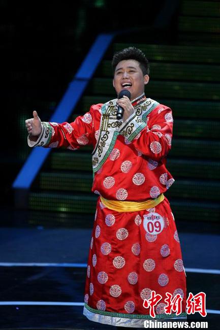 红歌会刘少峰_2011年中国红歌会年度总冠军诞生(组图)-搜狐滚动