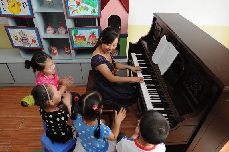 浙江德清洛舍镇:从江南小镇走向钢琴之乡组