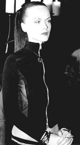 克尔恰金娜,曾是一名射击运动员,后来被克格勃招收,成为最早的女