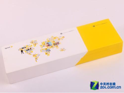 摩托罗拉PHOTON 4G包装盒