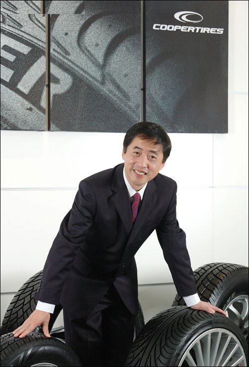 固铂轮胎公司亚太区总裁 曹克昌