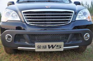 门锁来袭试驾上海硬汉荣威w5(汽车)爱丽舍组图怎么拆卸图片