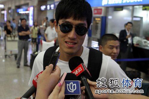 01刘翔:奥运会在等着我