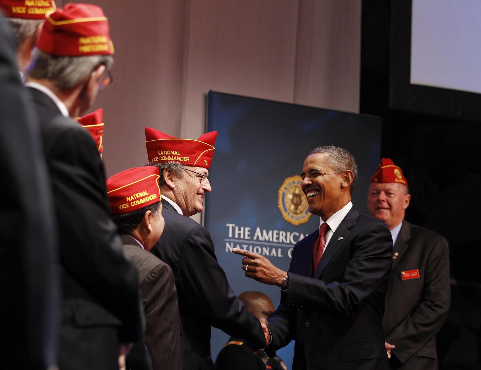 奥巴马称美经历十年反恐苦战 赖斯认为威胁来自 失败国家