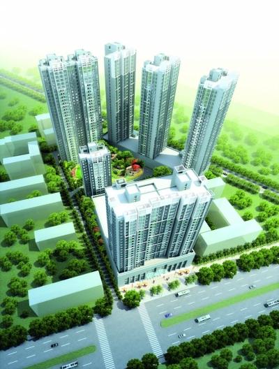 8月31日,由甘肃华腾新材料股份有限公司开发,位于西固的华...