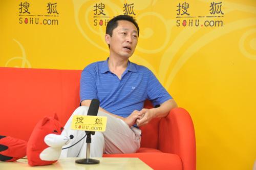 星期六鞋业有限公司副总裁于洪涛