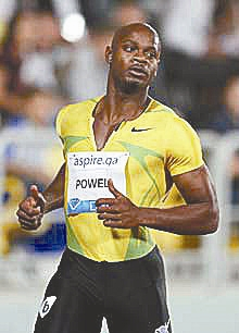 信报讯 牙买加短跑名将鲍威尔昨天正式宣布退出2011大邱世锦赛男子4×100米的比赛,原因是短跑飞人至今仍然受到腹股沟的伤势影响。