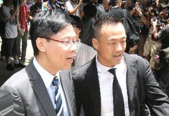 陈志云被当庭释放。