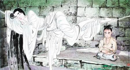 金庸/《古墓奇女》