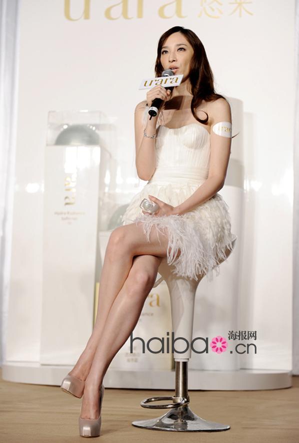 海报时尚网华语女明星着装齐点兵 (8月22日- 9月2日)(组图)图片