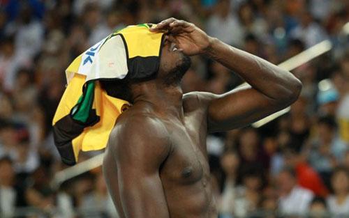 8月28日 项目:男子百米决赛 入选理由:博尔特被罚下