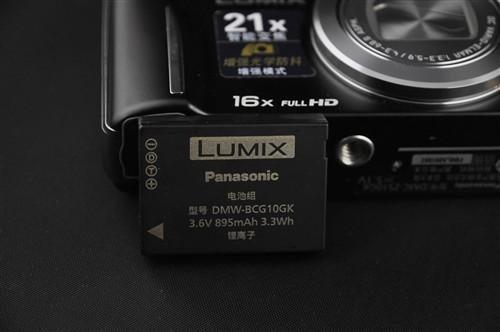 松下ZS10的电池容量为895mAh,在日常使用中,能够支持260张拍摄数量,基本能够满足普通拍摄需求。