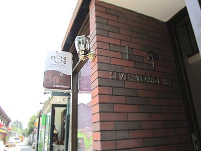 五道营胡同最年轻的一家主题咖啡馆:七年