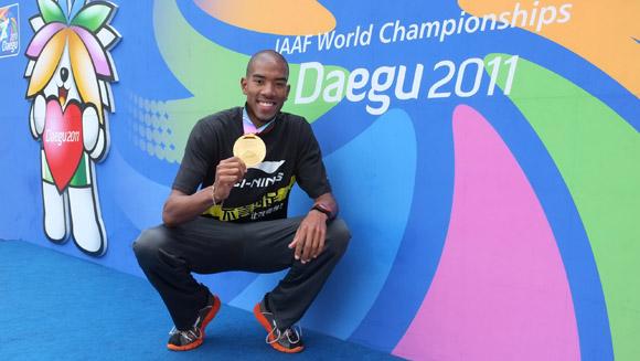 泰勒男子三级跳夺冠,跳出17米96惊人成绩