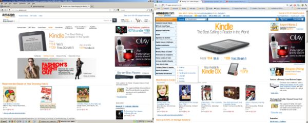 网页针视频2网站先锋_亚马逊网站改版前后网页对比