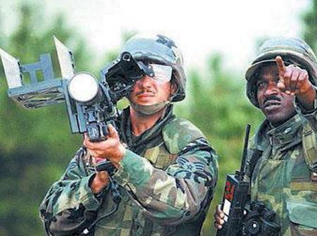 日本:中国可能通过巴基斯坦获美制毒刺导弹技术