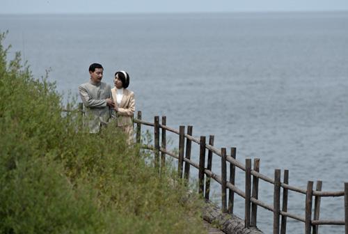 �O中山�c宋�c�g漫步�|京�|海岸�