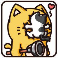 皮揣子猫图片