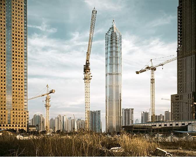 Stephen Wilkes摄影作品:中国-新与旧(组图)