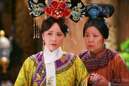 新版中邓萃雯饰演的皇后好评如潮