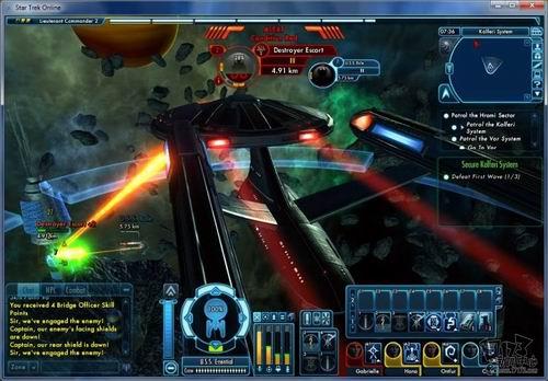 免费玩家限制多 星际迷航ol公布收费计划
