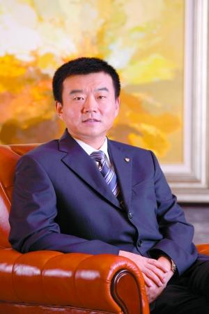林治海总裁:争取跻身亚太一流的中国证券金融集团(图)
