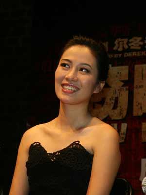 曝袁莉暗讽女星或是叶璇 两人争夺公司一姐(组图)图片