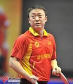 图文:乒超-浙商遗憾失冠军点 马琳抱怨