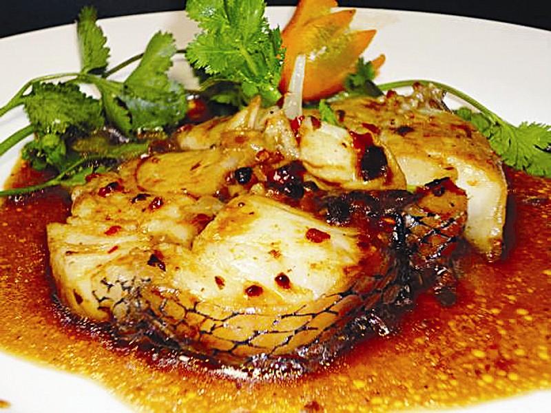 豆豉香辣银鳕鱼 换季了 来点辣的提提神(组图)图片