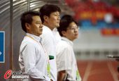 图文:[中超]杭州2-0长春 吴金贵踌躇满志