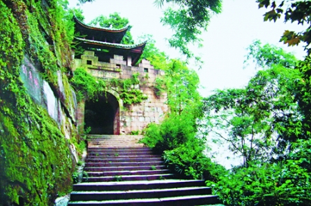 合川钓鱼城