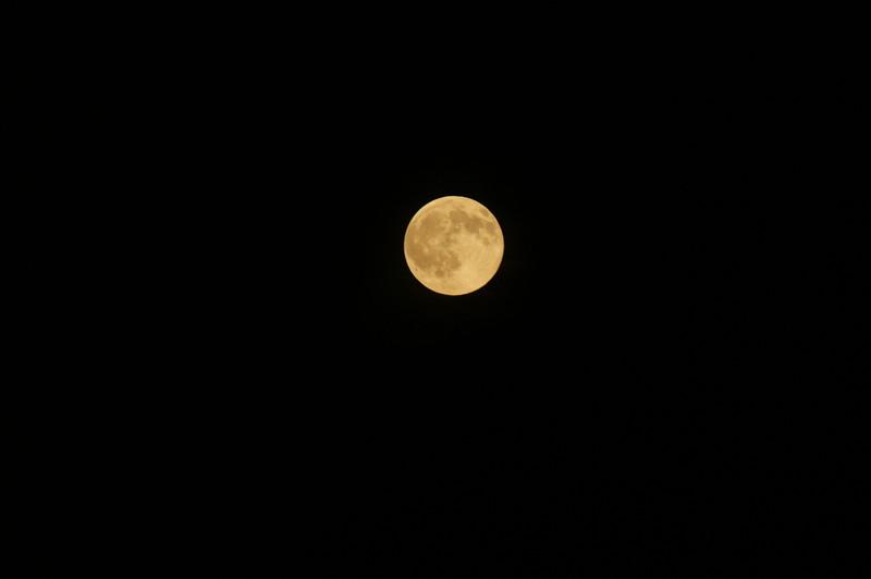 今年中秋:十五的月亮十五圆