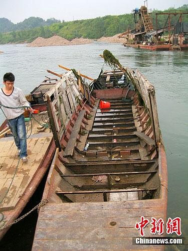 湖南邵阳称沉船事故遇难者家属均已接受补偿
