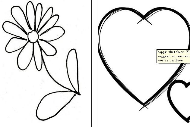 [双语] 信手涂鸦竟会泄露你的性格和情绪
