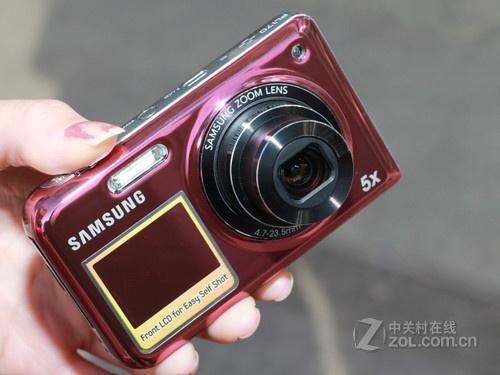 图为:三星数码相机PL170