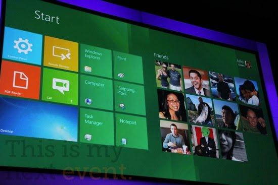 Windows 7的Metro风格界面