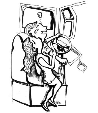 杭州一公交司机等红灯时和女友接吻 乘客讨说法