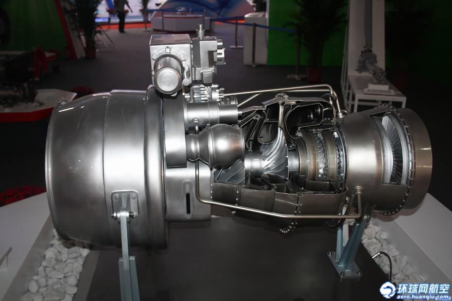 武直10曾用发动机