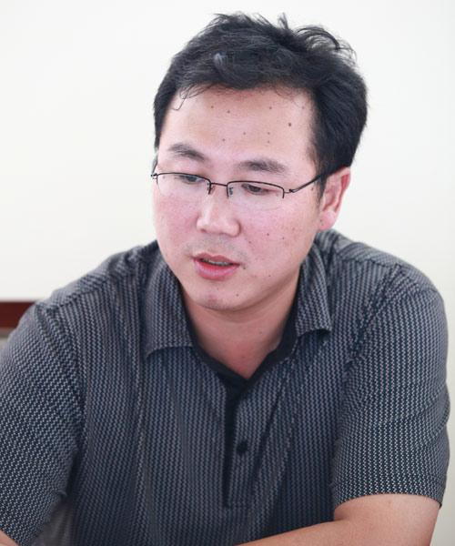 中国青年报汽车周刊主编 武卫强