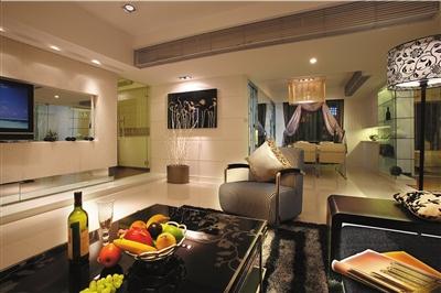 家居 起居室 设计 装修 400_266