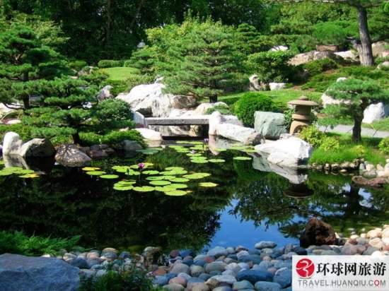 1.日本,大阪:本保花园(Honbo Garden)