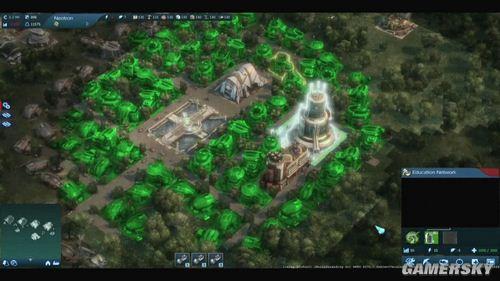 《纪元2070》最新预告片公布 教你打造城市(组图)