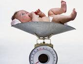 你刚生下来时多少斤?