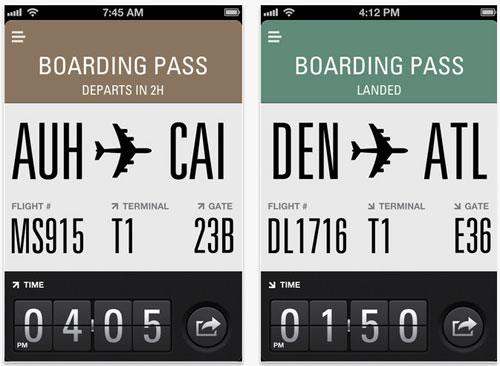Flight Card:实时追踪航班状态 覆盖1500条航线