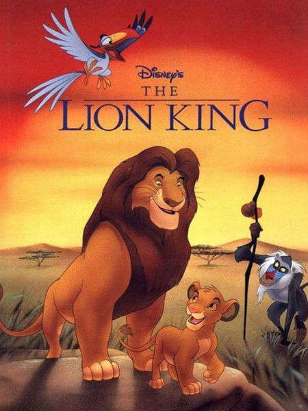 动画片 狮子王