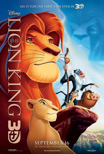 3D 狮子王