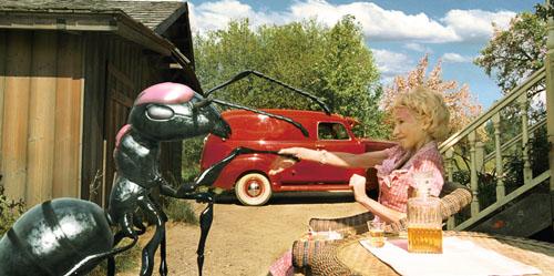 亚瑟3 3D动画人物与真实场景完美融合