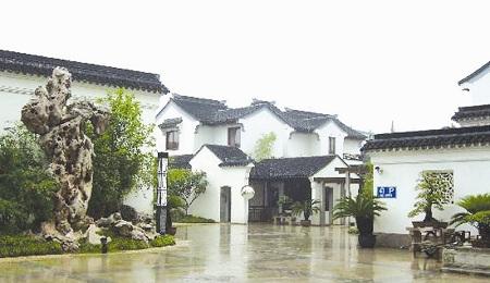 刘嘉玲上海豪宅_图为刘嘉玲的豪宅