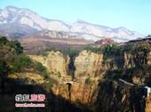 北京自驾苍岩山 攀登《卧虎藏龙》外景地